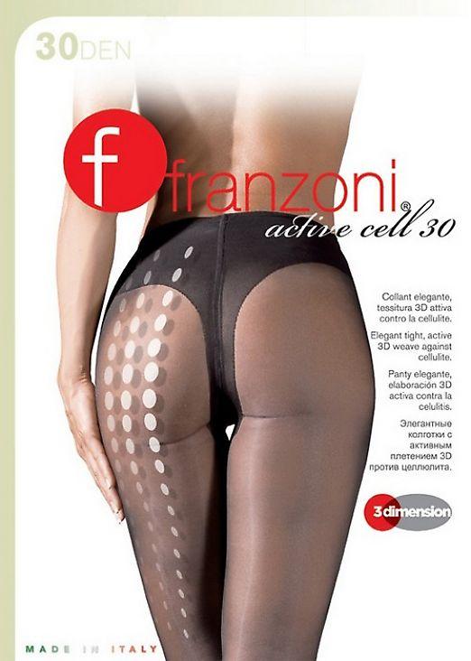 Колготки против целлюлита Franzoni Active Cell 30