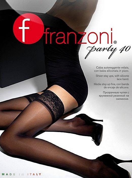 Чулки Franzoni Party 40