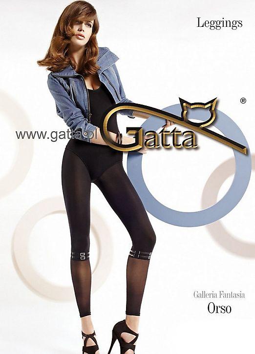 Фантазийные леггинсы Gatta Orso 01