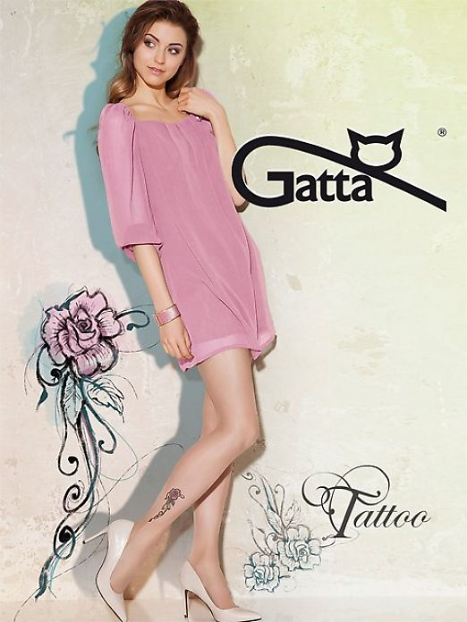 Gatta Tattoo 24