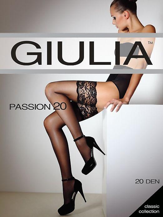 Чулки женские Giulia Passion 20