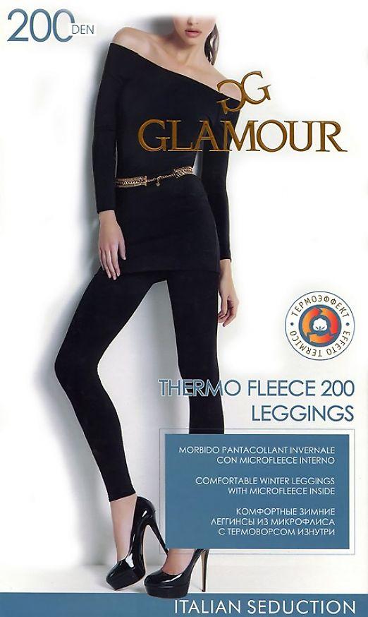 Glamour Thermo Fleece 200 Leggins