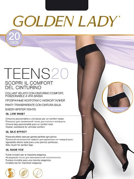 Golden Lady Teens 20 VB