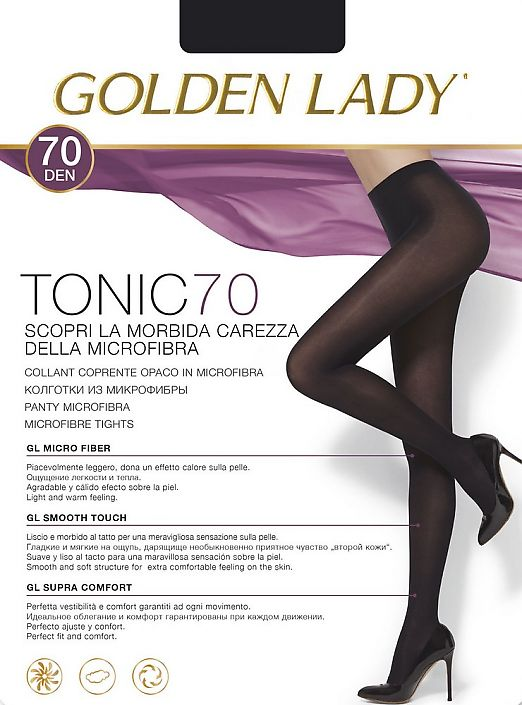 Golden Lady Tonic 70