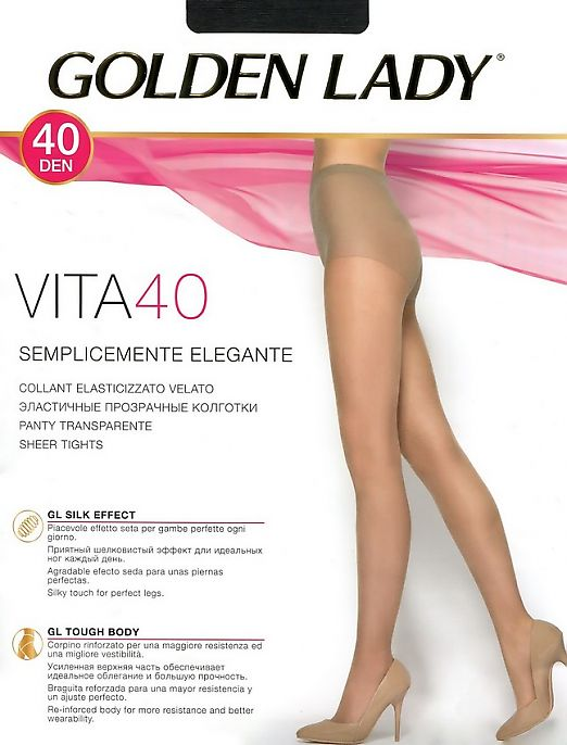 Golden Lady Vita 40