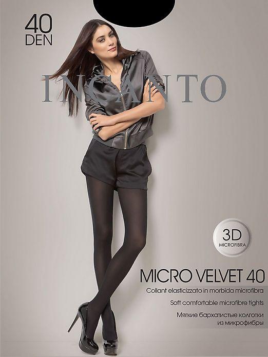 Incanto Micro Velvet 40