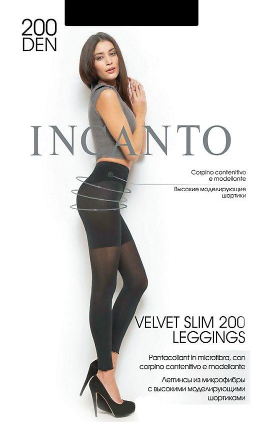 Incanto Velvet Slim 200 Leggings