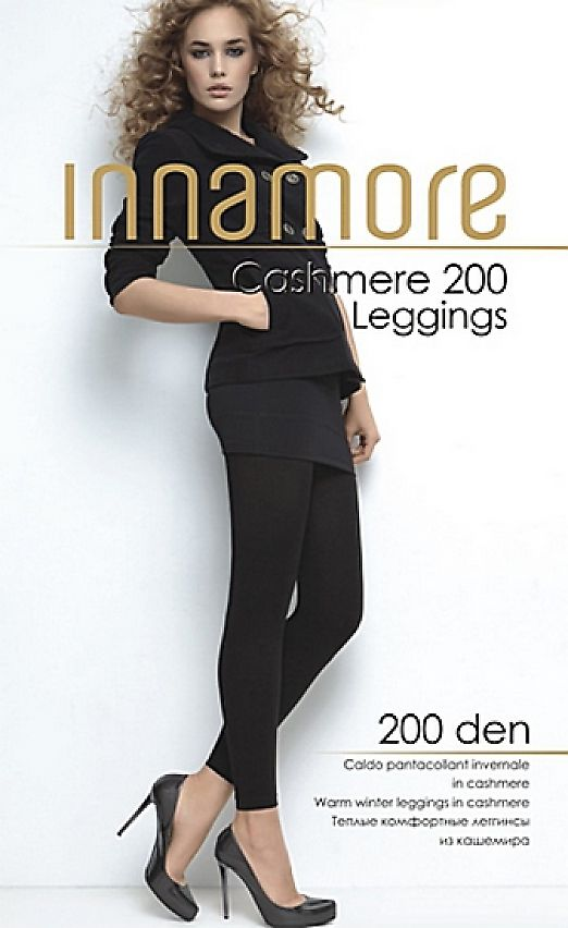 Innamore Cashmere 200 Leggings