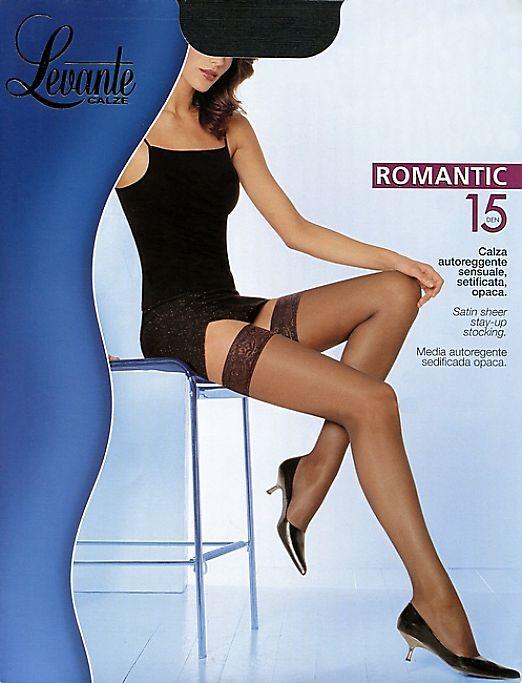 Чулки женски Levante Romantic 15