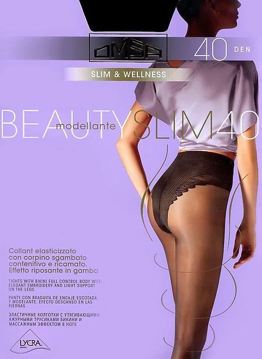 Omsa Beauty Slim 40