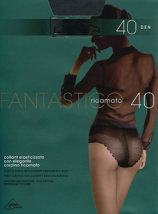 Колготки Omsa Fantastico 40