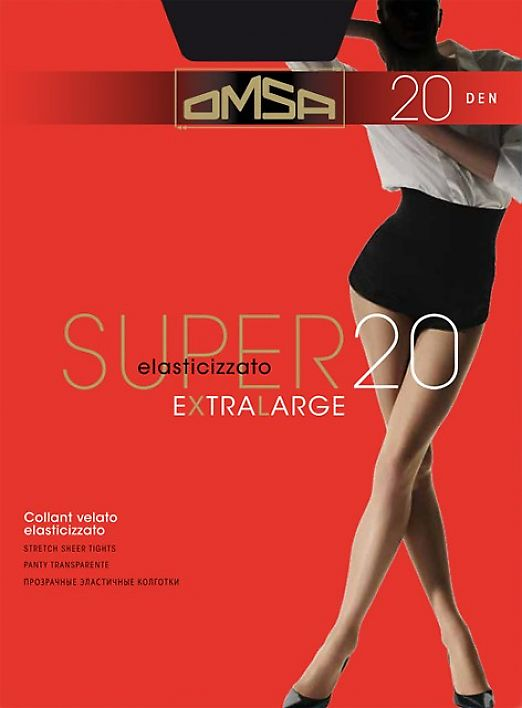 Omsa Super 20 Extralarge
