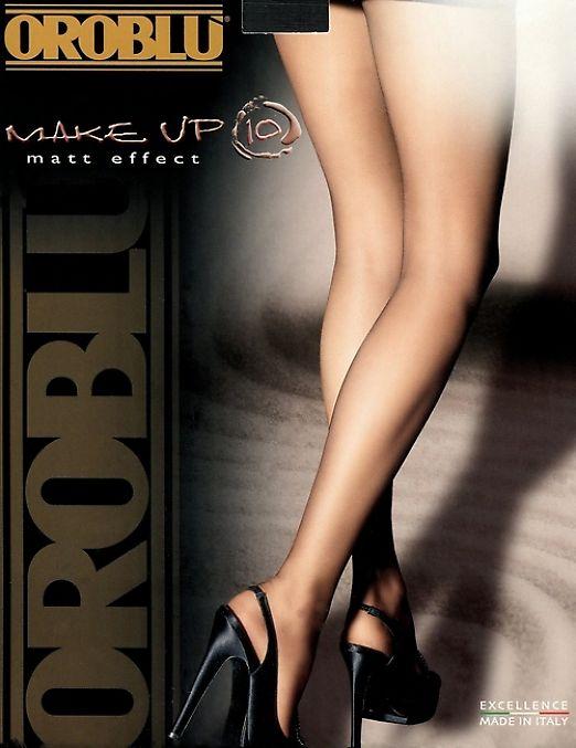 Ультратонкие матовые колготки Oroblu Make Up 10