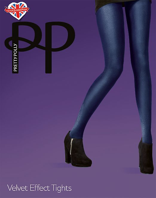 Pretty Polly VelvetEffect AUY2