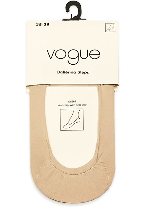 Vogue Ballerina Steps