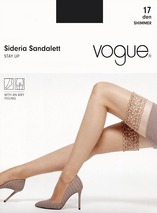 Vogue Sideria Sandalett Stay Up 17