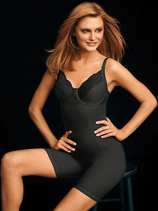 Комбидресс Maidenform Vintage Chic Unlined Singlets 2045