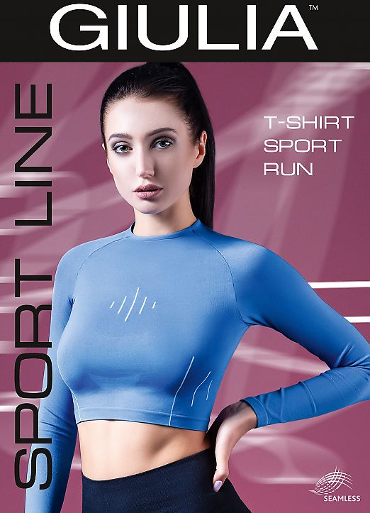Giulia T-SHIRT SPORT RUN 01