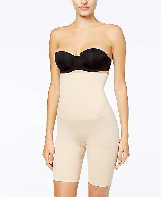 Панталоны корректирующие Maidenform Ultra Tummy-Control Seamless Thigh Slimmer 1
