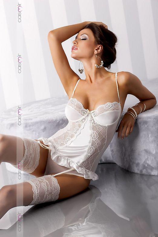 Casmir 03217 Blanchet corset Cream