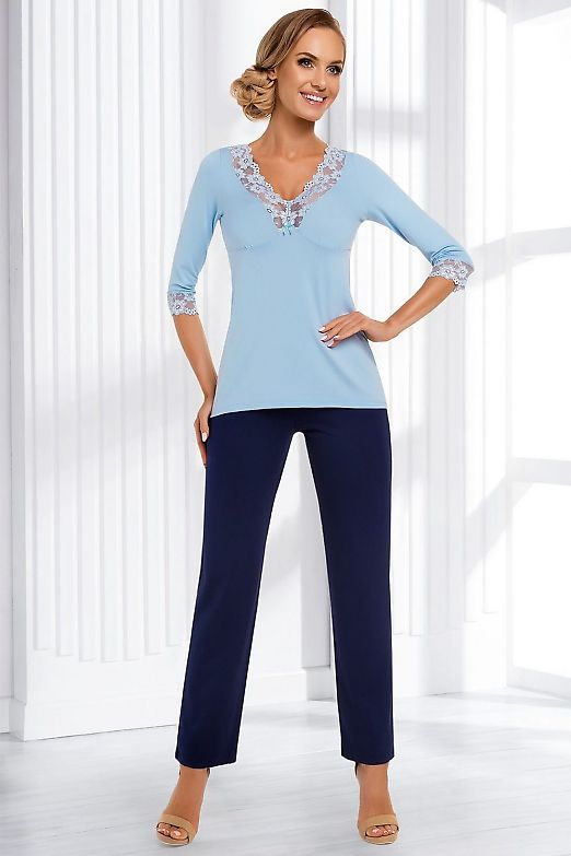 Donna Sandra pyjamas Blue