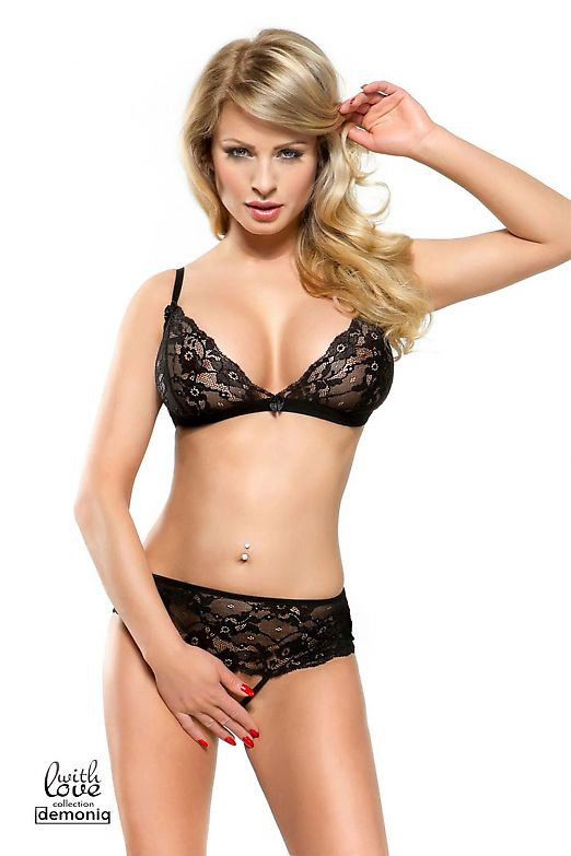 Demoniq 03659 Karen set Black
