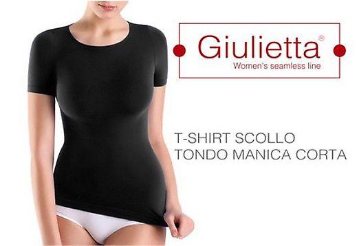 Giulietta T-Shirt Scollo Tondo M.Corta