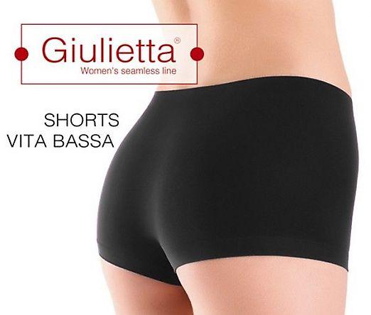 Giulietta Shorts Vita Bassa