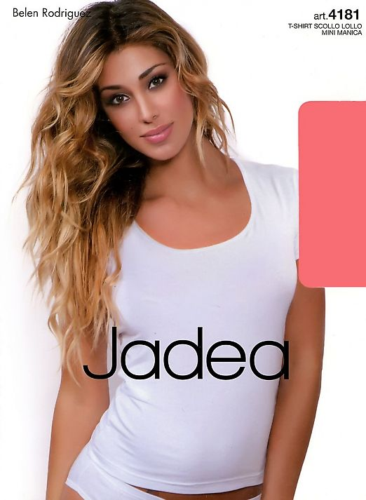 Jadea 4181 T-Shirt Scollo Lollo