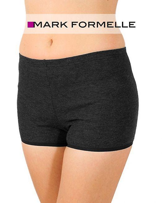 Теплые женские термошорты Mark Formelle 632208