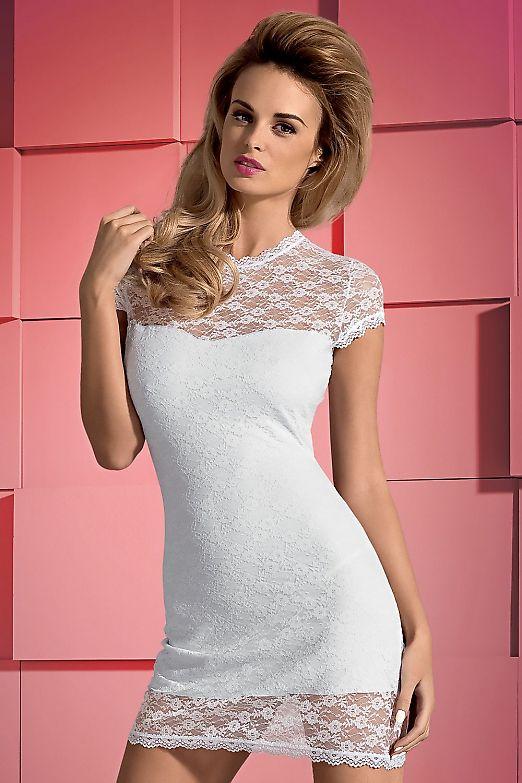 Obsessive Dressita White