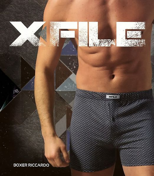 X-File Boxer Riccardo