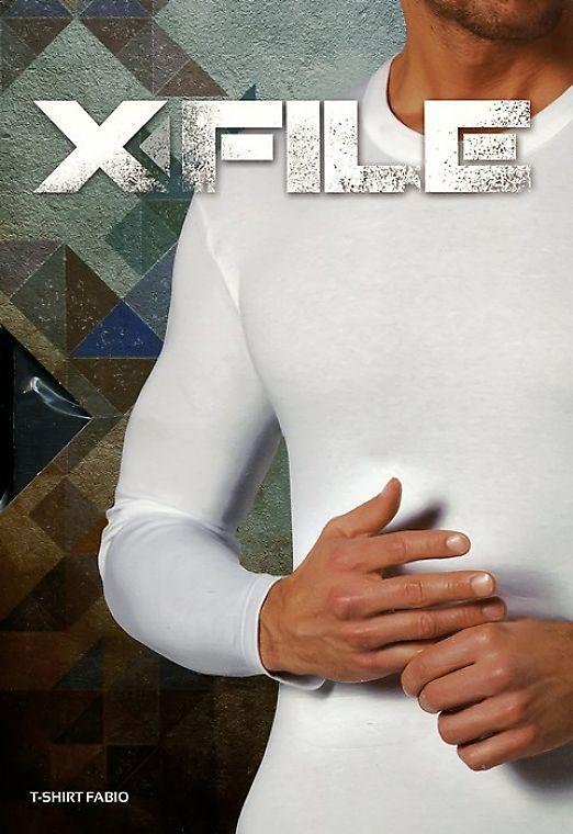 X-File T-Shirt Fabio