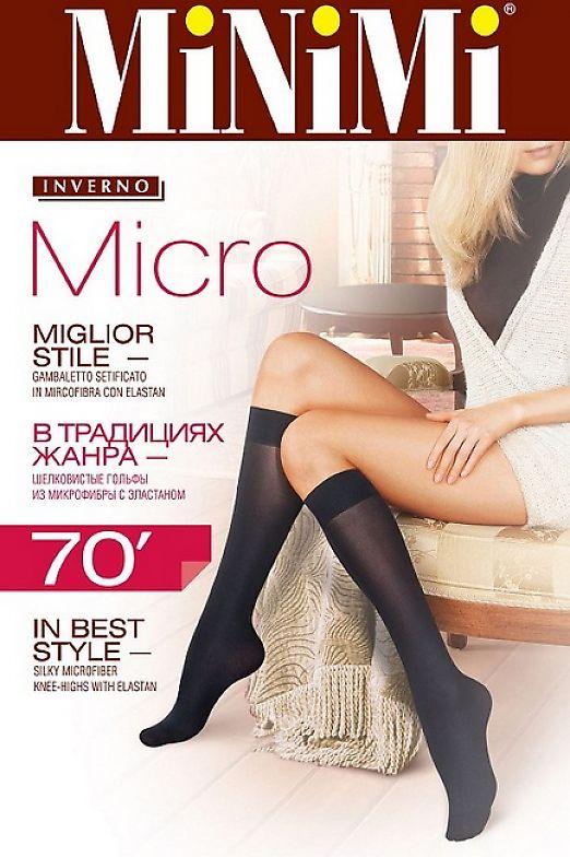 Гольфы из микрофибры Minimi Micro 70