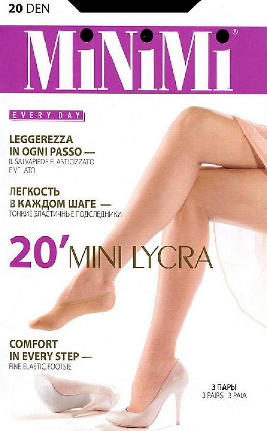 Подследники MiNiMi Mini Lycra 20