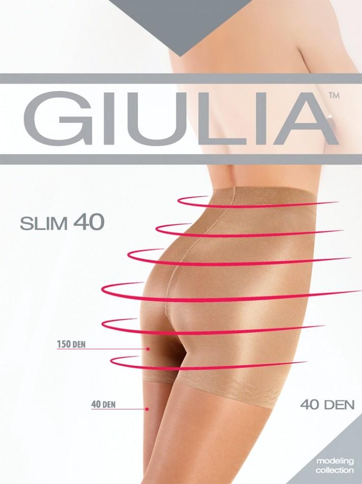 Колготки Giulia Infinity размер 4 плотность 8 Den Playa