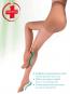 Колготки с массажным эффектом Gabriella Medica Massage 20