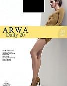 Недорогие колготки на каждый день Arwa Daily 20