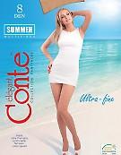 Тонкие летние колготки Conte Summer 8