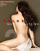 Тонкие матовые колготки Falke Matt Deluxe 20