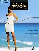 Тонкие летние колготки Filodoro Classic Absolute Summer 8