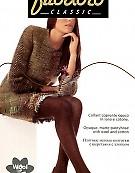 Плотные колготки с шерстью и хлопком Filodoro Classic Cotton Wool 100
