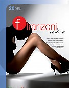 Тонкие колготки Franzoni Club 20