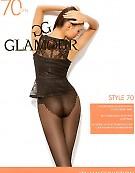 Колготки с трусиками-бикини Glamour Style 70
