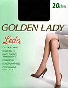 Недорогие полиамидные колготки Golden Lady Leda 20