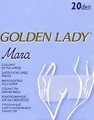 Недорогие колготки больших размеров Golden Lady Mara 20 XL