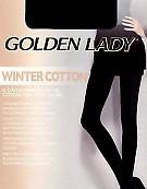 Теплые колготки Golden Lady Winter Cotton 150