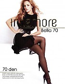 Плотные колготки без ластовицы Innamore Bella 70