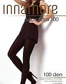 Плотные колготки из  микрофибры Innamore Microfibra 100