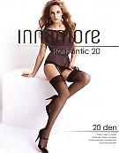 Классические чулки под пояс Innamore Romantic 20
